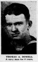 Cox Thomas Albert Dowell