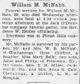 William M. McNabb