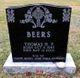 "Profile photo:  Thomas H. P. ""Tom"" Beers"