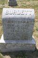 Sarah Ann Barbara <I>Hardman</I> Burdett