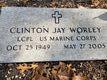 Clinton Jay Worley