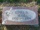 Profile photo:  Ethel Nora Maye