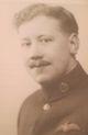 Profile photo: Sergeant Hubert Hastings Adair