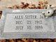 Alex Seiter Jr.