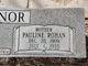 Pauline <I>Rohan</I> O'Connor