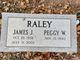 Peggy Sue <I>Weber</I> Raley