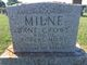 Jane <I>Crowe</I> Milne