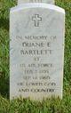 1LT Duane E Bartlett