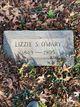 Lizzie S O'Mary