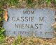 Cassie <I>Mooney</I> Nienast