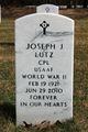 Joseph John Lutz