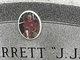 """Jarett Edward """"J.J."""" Nicholson"""