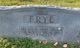 Roy Edgar Frye
