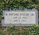 "Hiram Patton ""Pat"" Fuller Sr."