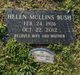 Helen <I>Mullins</I> Bush