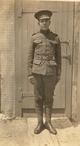 "Profile photo: PVT Percy Winthrop ""Winnie"" McClare"
