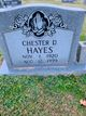 Chester D. Hayes