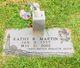 Kathy B. Martin