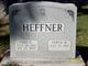 Verna Elizabeth <I>Burrier</I> Heffner