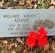 Profile photo:  Willard Adams