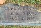 John Eldridge Duncan