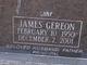 "James Gereon ""Jim"" Black"