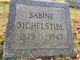 Sabine Sichelstiel