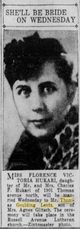 Florence V. Lentz