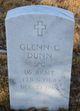 Glenn Carl Dunn