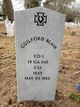 Pvt Guilford Blair