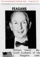 """William E """"Gene"""" Feagans"""