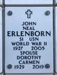 John Neal Erlenborn