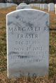 Margaret R <I>Tannert</I> Fraser
