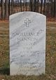 William E Hannon