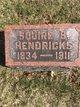 Squire B. Hendricks