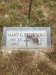 Mary C Browning
