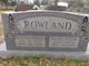 Irene <I>Cryar</I> Rowland