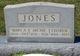 Mary A <I>Willing</I> Jones