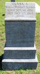 Clara Agnes May <I>Reeves</I> Gladden