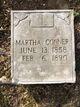 Martha <I>Ogle</I> Conner