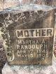 Martha A. Randolph