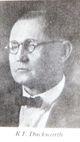 Robert Franklin Duckworth