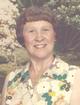 "Profile photo:  Marilyn S ""Old Pioneer Woman"" <I>Paddock</I> Aldrich"