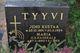 JUHO TYYVI