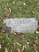 Frederica G <I>Schneeman</I> Peterson