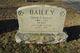 Edith M. <I>Booth</I> Bailey