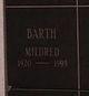 Mildred Barth