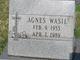 Agnes Wasil