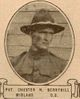 Pvt Chester Wallace Berryhill