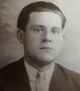 Profile photo: Sergeant Leonard Leo Plompen